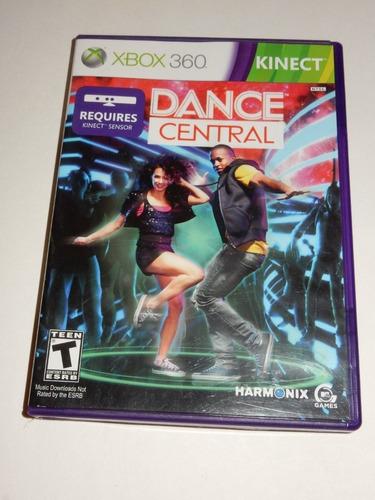 dance central xbox 360 barato