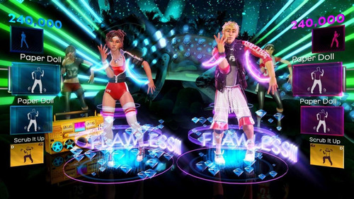 dance central xbox 360 jogo