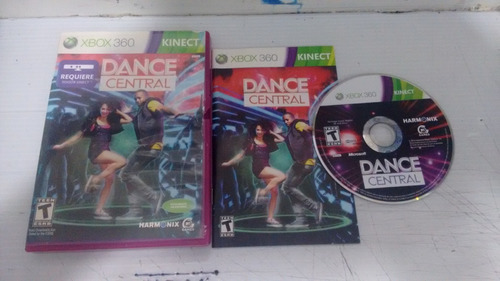dance central xbox