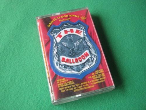 dance floor virus, versiones dance the police  - cassette -
