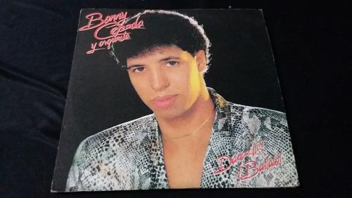 dance it bailalo bonny cepeda y orquesta lp vinilo merengue