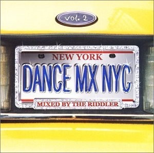 dance mix nyc vol. 2, nuevo, sellado.