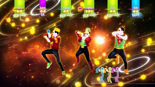 dance wii just