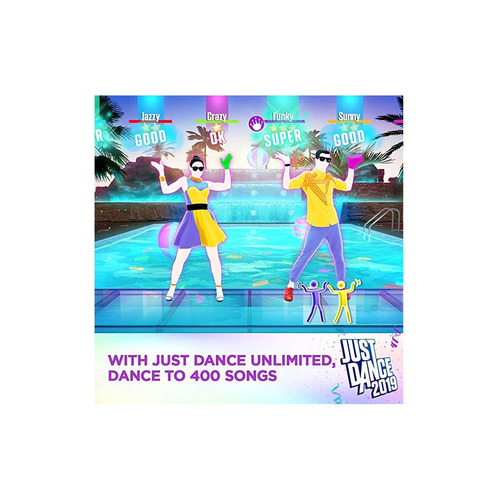 dance xbox one videojuego just