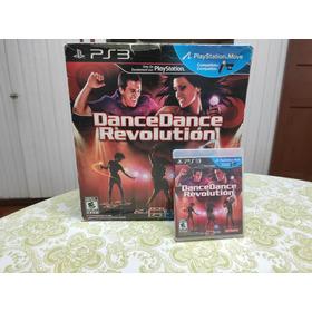 Dancedance Revolution Ps3 (completo)