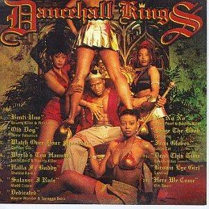 dancehall kings [vinilo]