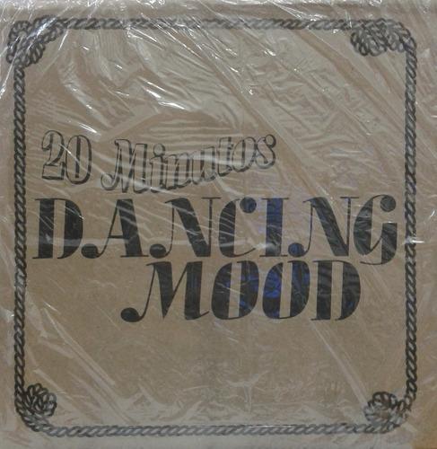 dancing mood 20 minutos lp vinilo nuevo