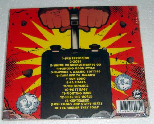 dancing mood ska explosion cd argentino sellado