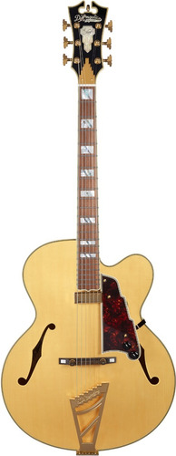 dangelico exl1 excel guitarra caja jazz hueca korea estuche