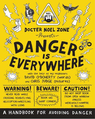 danger is everywhere - docter noel zone - penguin rincon 9