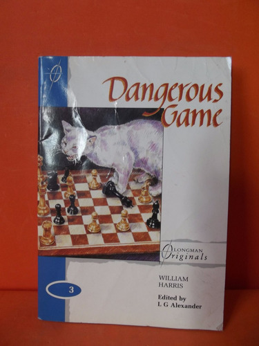 dangerous game ano: 1997 - frete grátis