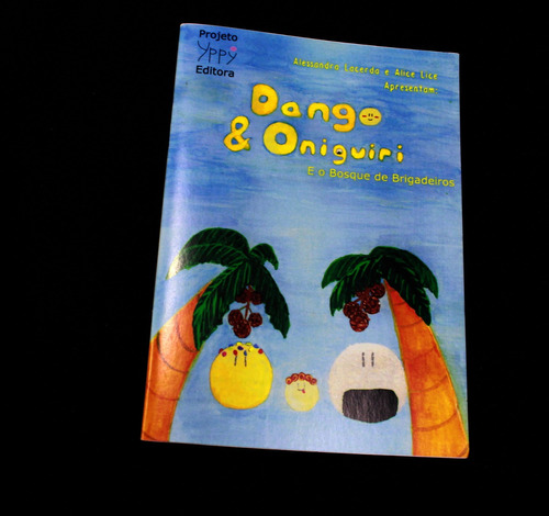 dango & oniguiri e o bosque de brigadeiros