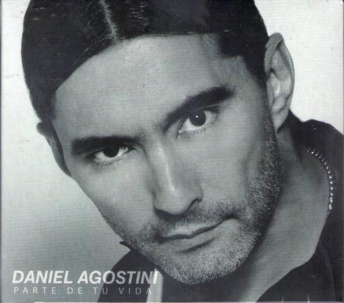 daniel agostini - parte de tu vida cd 2017 - los chiquibum