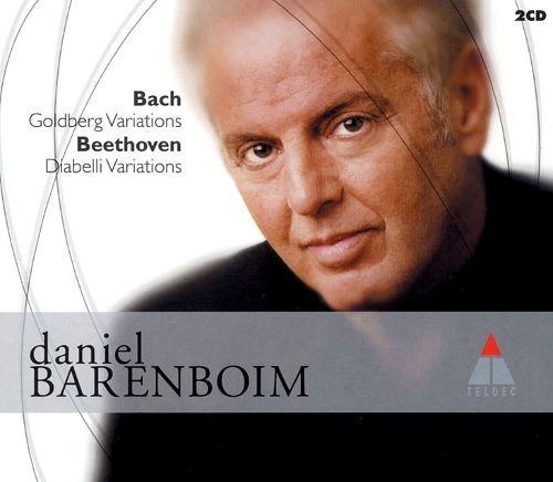 daniel barenboim  - bach / beethoven