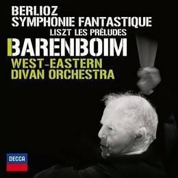 daniel barenboim divan berlioz symphonie fantastiqu cd nuevo