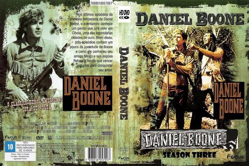 daniel boone 1ª 2ª 3ª 4ª 5ª 6ª temporadas em dvd dublado