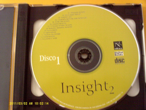 daniel c. luz - insight i i - cd