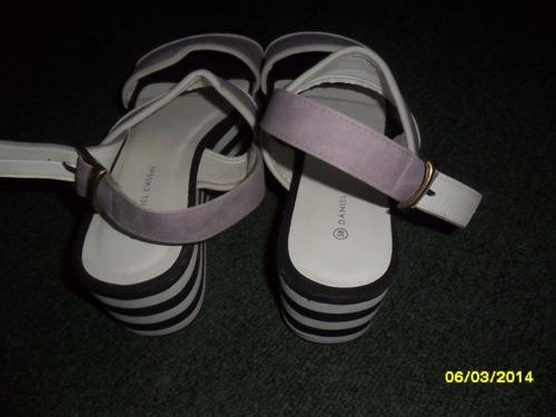 daniel cassin sandalias