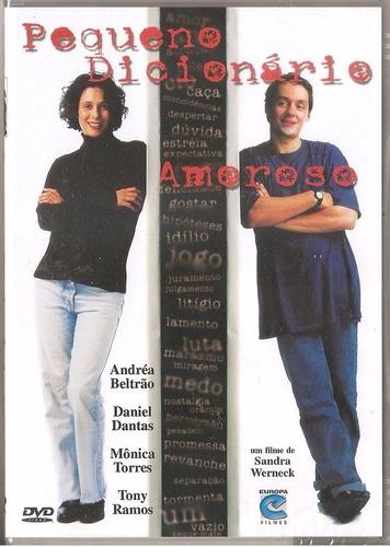 daniel dantas monica torres sandra werneck - dvd dicionario