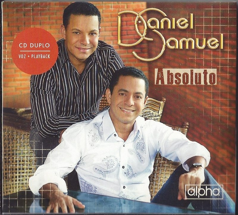 playback do cd absoluto de daniel e samuel