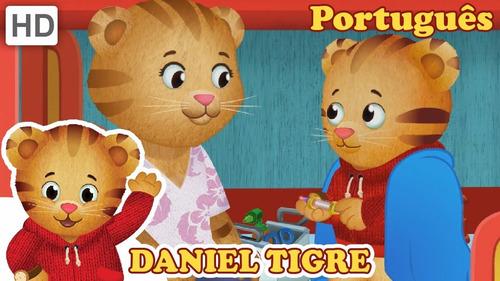 daniel tigre desenho dublado dvd português