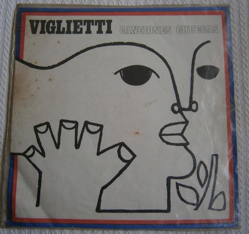 daniel viglietti - canciones chuecas ( l p ed. uruguay)