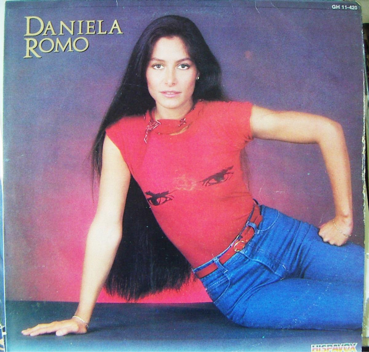 Daniela Romo, Mentiras, Lp 12´, - U$S 15.00 en Mercado Libre
