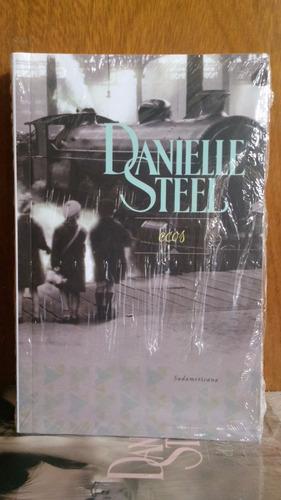 danielle steel - ecos - sudamericana
