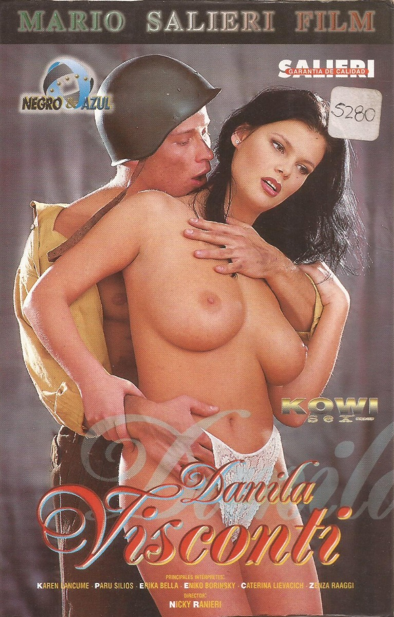 Pelicula Porno Grtis Saliari danila visconti erika bella mario salieri video porno vhs - $ 150,00