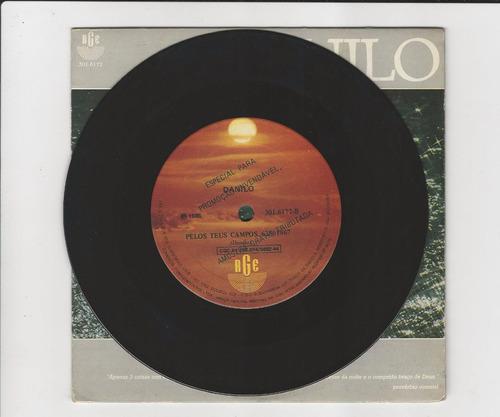 danilo 1985 dama e vagabundo - compacto ep 14