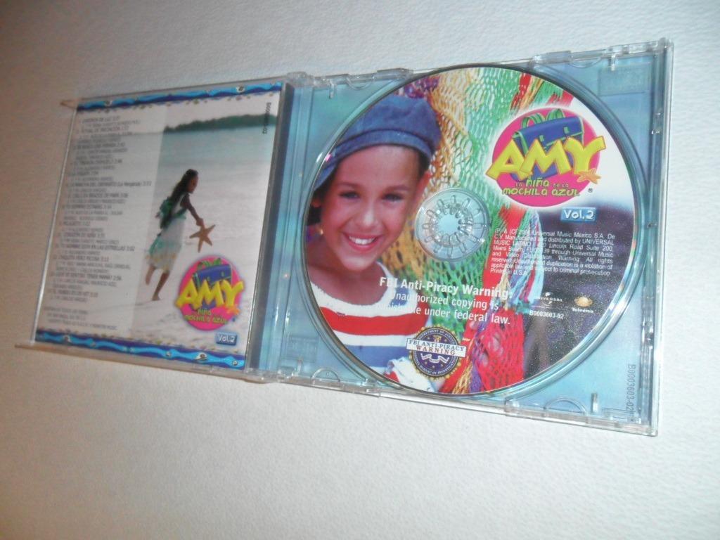 Amy A Mochila Azul danna paola amy la niña de la mochila azul vol2