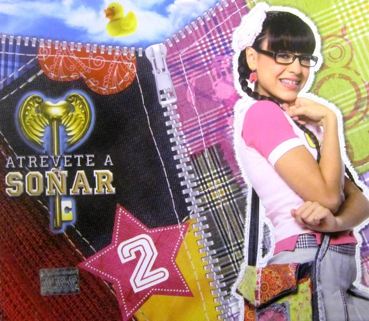 Hot Un Stock >> Danna Paola - Atrevete A Soñar 2 - $ 149.99 en Mercado Libre