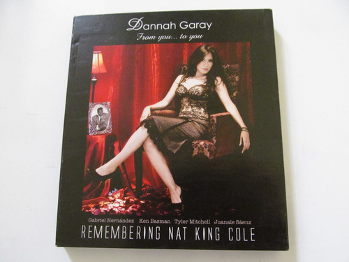 dannah garay fromm you to you remembering nat king cole jazz