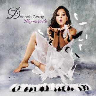 dannah garay my miracle disco cd con 12 canciones
