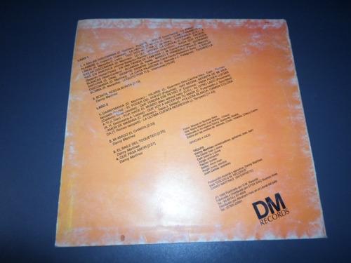 danny éxito martinez - a bailar discomania * disco de vinilo