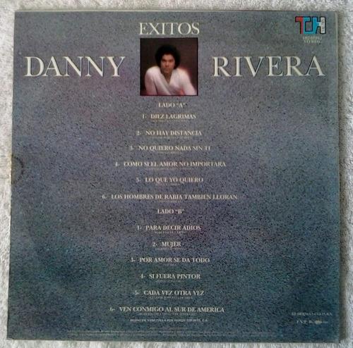 danny rivera - éxitos lp