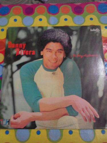 danny rivera lp no hay distancia 1982