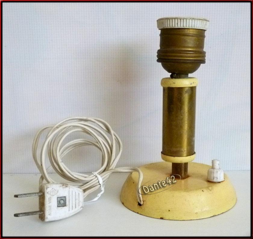 dante42 antiguo lampara de mesa