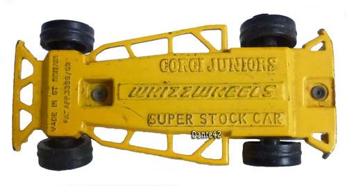 dante42 juguet antiguo carro carrito corgi juniors 1969 1:64