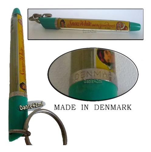 dante42 llavero antiguo disney denmark