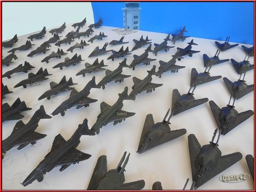 dante42 lote 61 avion aviones guerras combate plastico