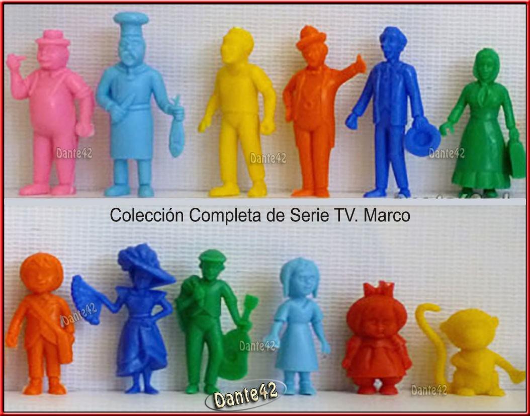 Dante42 Marco Muñecos Miniaturas De Coleccion 1970 - S/ 20,00 en ...