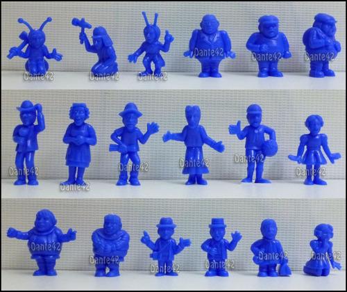 dante42 pack 18 muñecos chavo del ocho azul