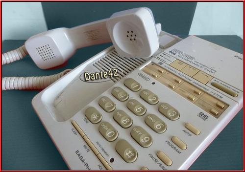 dante42 telefono antiguo panasonic kt-t2630 japan