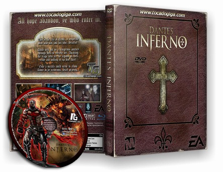 dante's inferno animated dvd