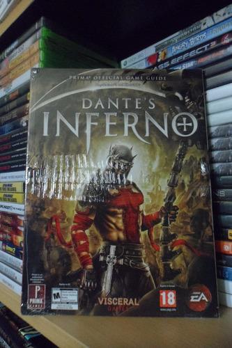 dantes inferno prima official game guide