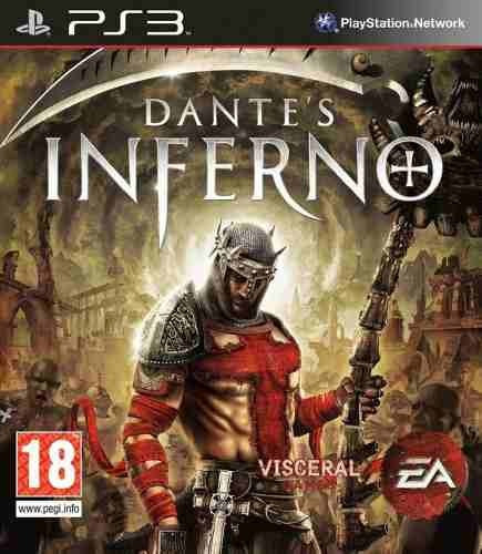 dantes inferno ps3 | digital | stock inmediato
