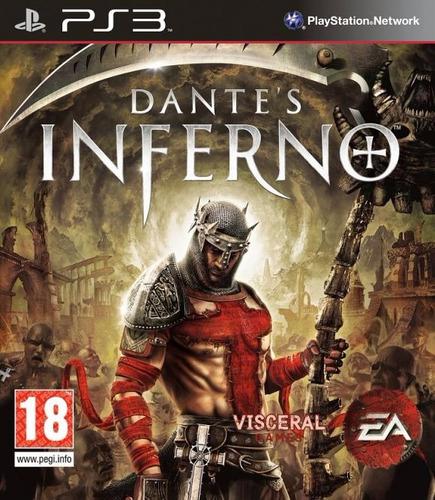 dante's inferno ps3 entrego hoy digital