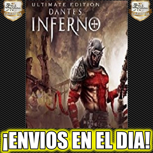 dante's inferno ultimate edition ps3 juego playstation stock