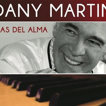dany martin - cosas del alma - cd